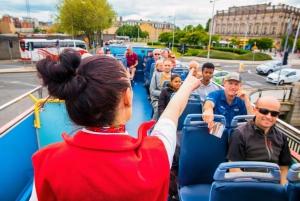 Dublin: City Sightseeing Hop-On Hop-Off Bus Tour