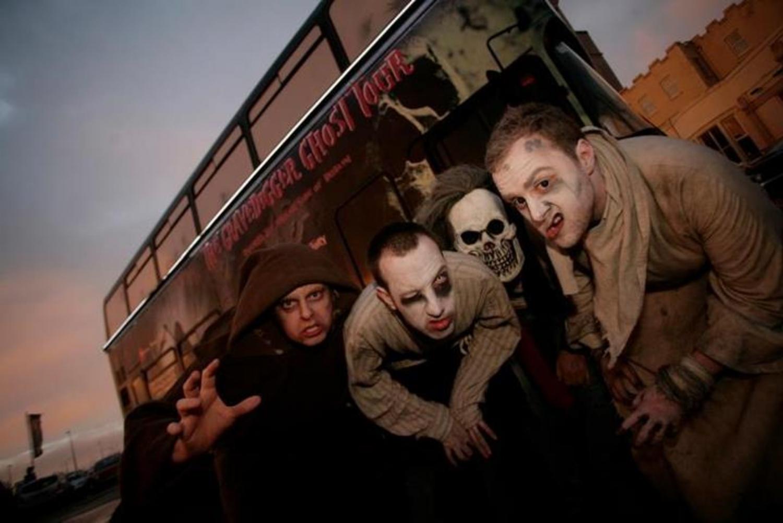 Dublin Gravedigger 2-Hour Ghost Bus Tour
