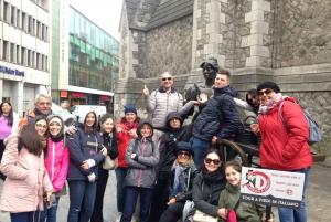 Dublin Highlights: 3-Hour Walking Tour in Italian