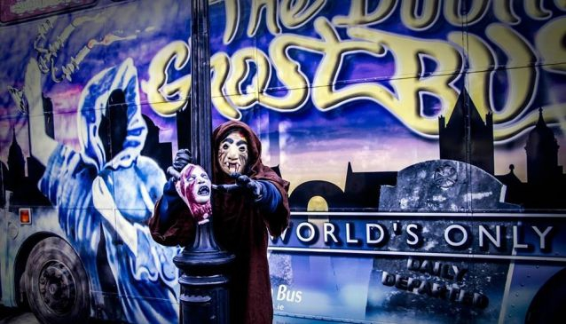 Dublin Sightseeing GhostBus Tour