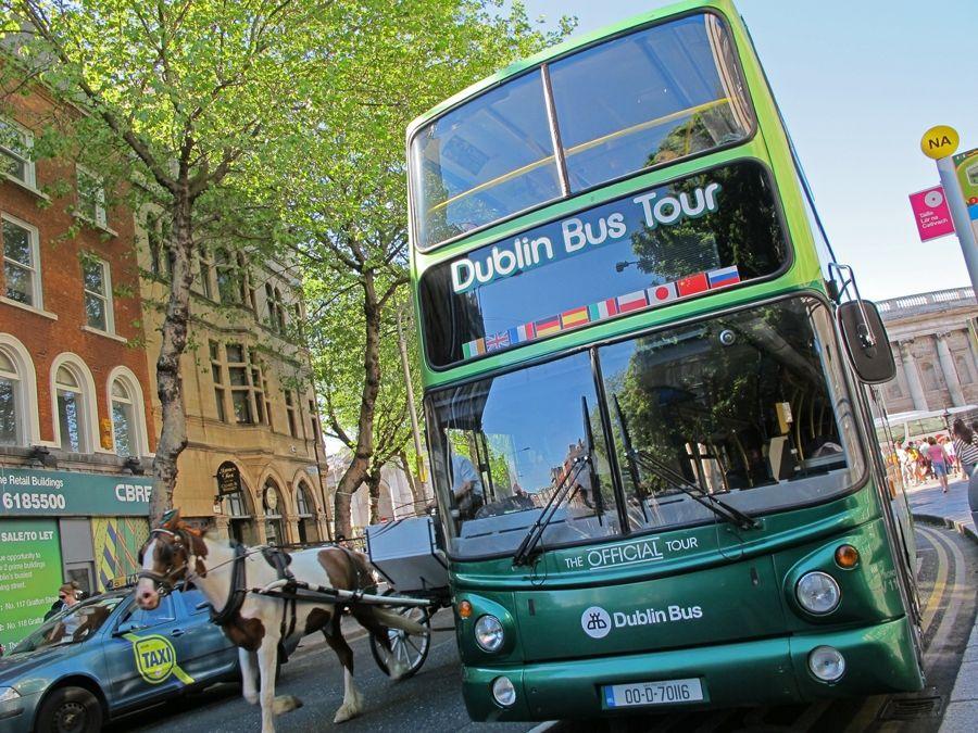 ... Hop On Hop Off Bus Tour ...