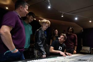 Dublin: Windmill Lane Recording Studios Tour
