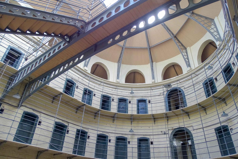 Easy Access Kilmainham Gaol - War & Revolution Tour
