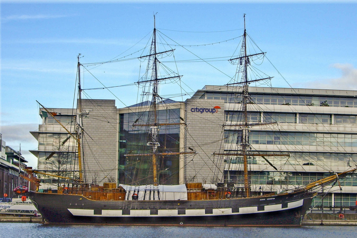 Emigration Museum & Jeanie Johnston Ship VIP Entry