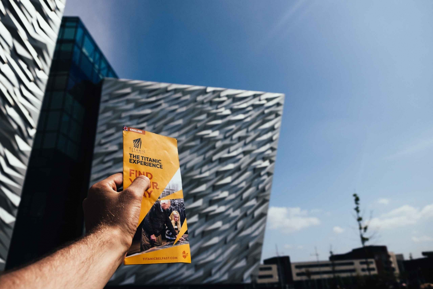 From 3-Day Discover Northern Ireland Tour
