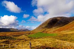 From Clifden: Connemara Hill Walking