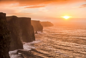 From Cliffs of Moher, Burren & Galway Full-Day Tour