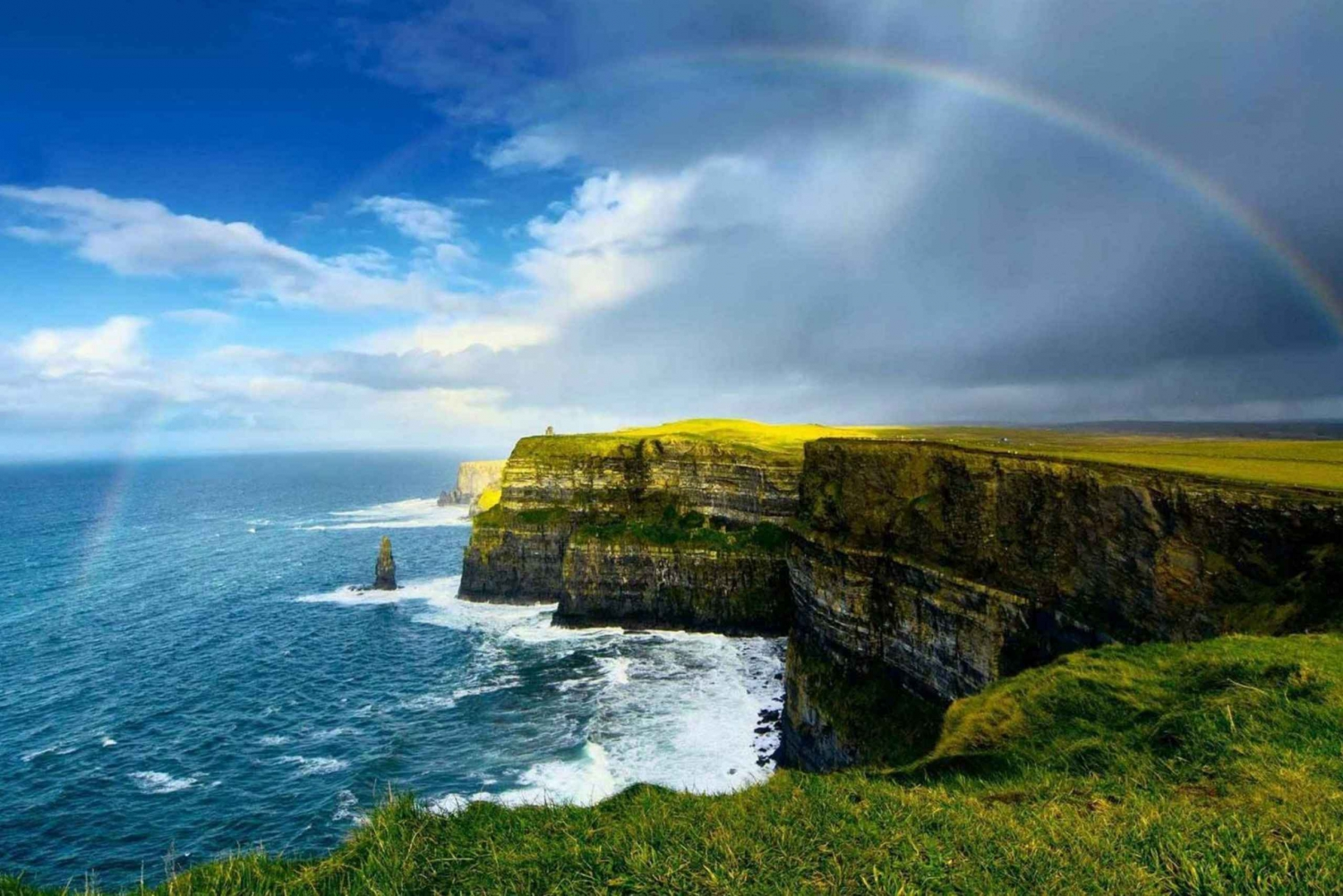 From Cliffs of Moher Express Tour