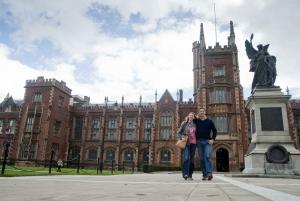 From Dublin: Belfast, Monasterboice & Birthplace of Titanic