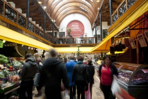 From Dublin: Cork City, Cahir Castle and Rock of Cashel Tour