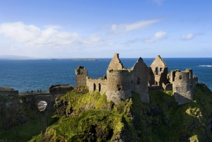 From Dublin: Giant's Causeway and Belfast Tour in Spanish