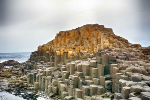 From Dublin: Giants Causeway and Carrick-a-Rede Rope Bridge