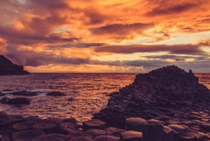 From Dublin: Giant's Causeway and Game of Thrones Tour