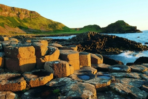 From Dublin: Giant's Causeway Tour and Whiskey Tasting