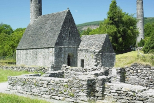 From Dublin: Wicklow and Glendalough Tour