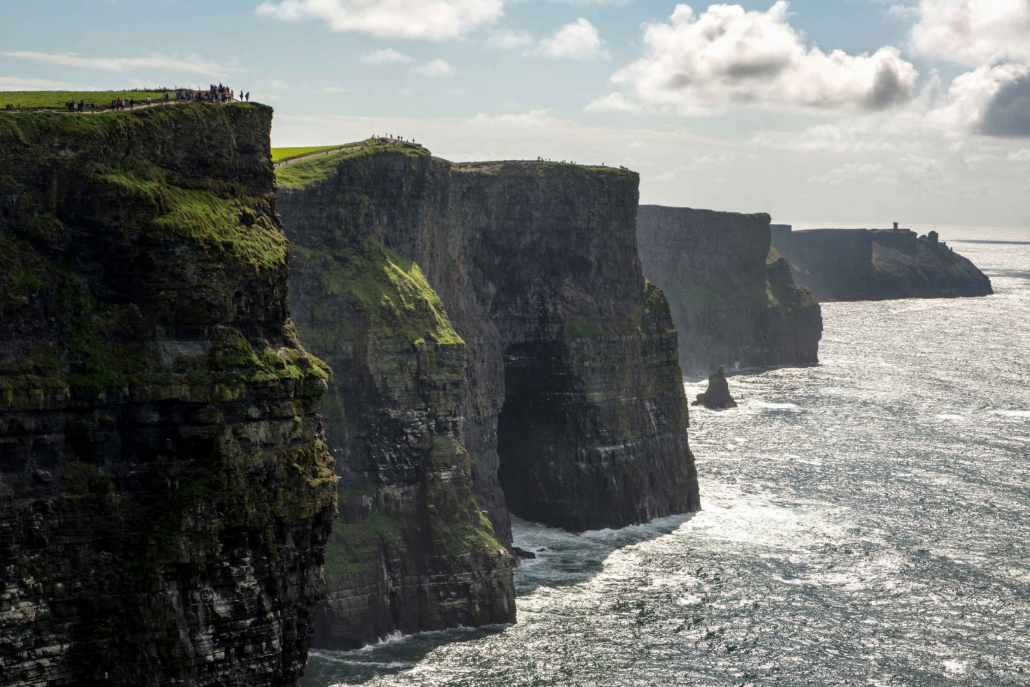 From Fully Guided Day Tour to the Cliffs of Moher