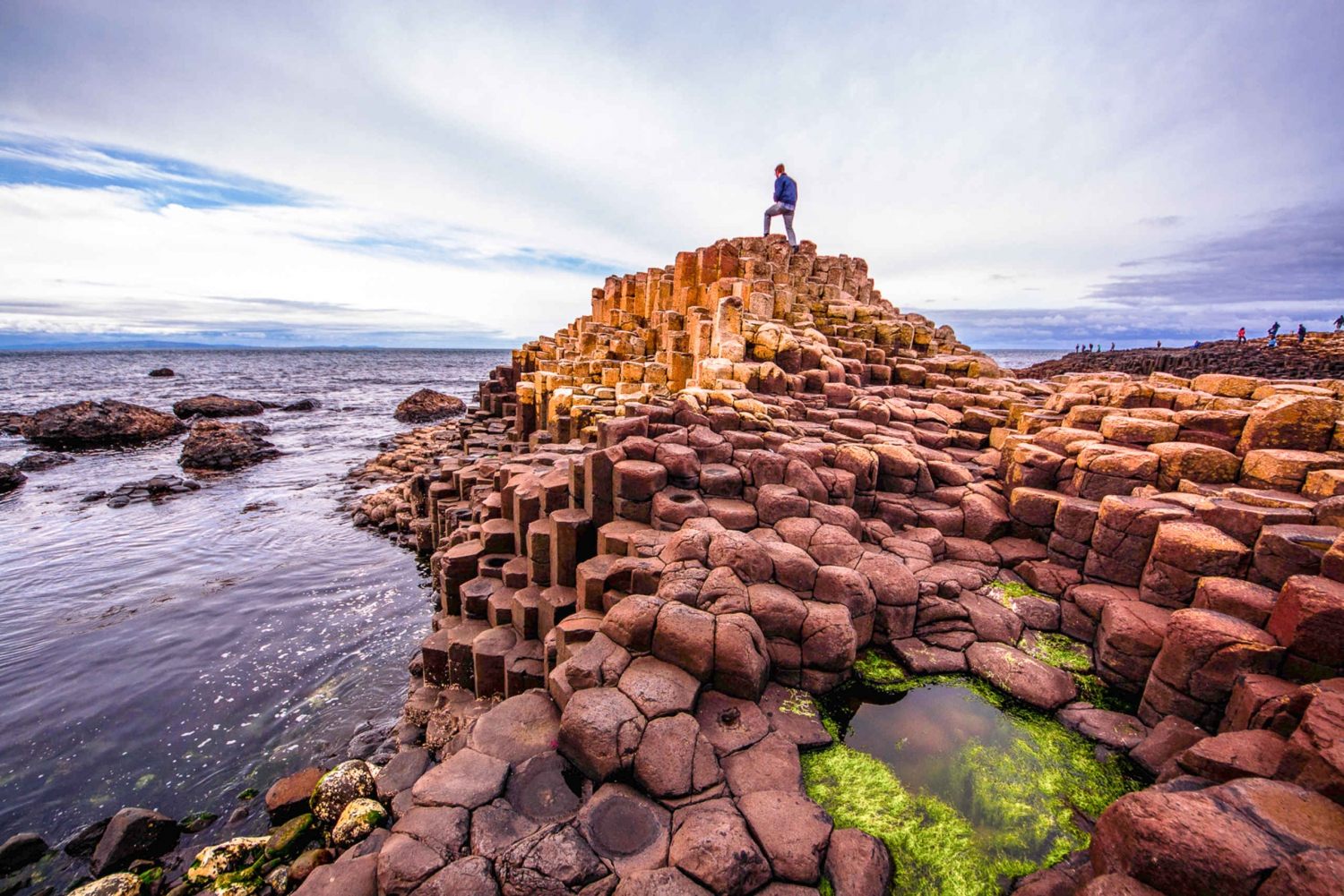 From Game of Thrones® and Giant's Causeway Tour