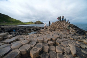 From Giant's Causeway and Belfast Tour in Spanish