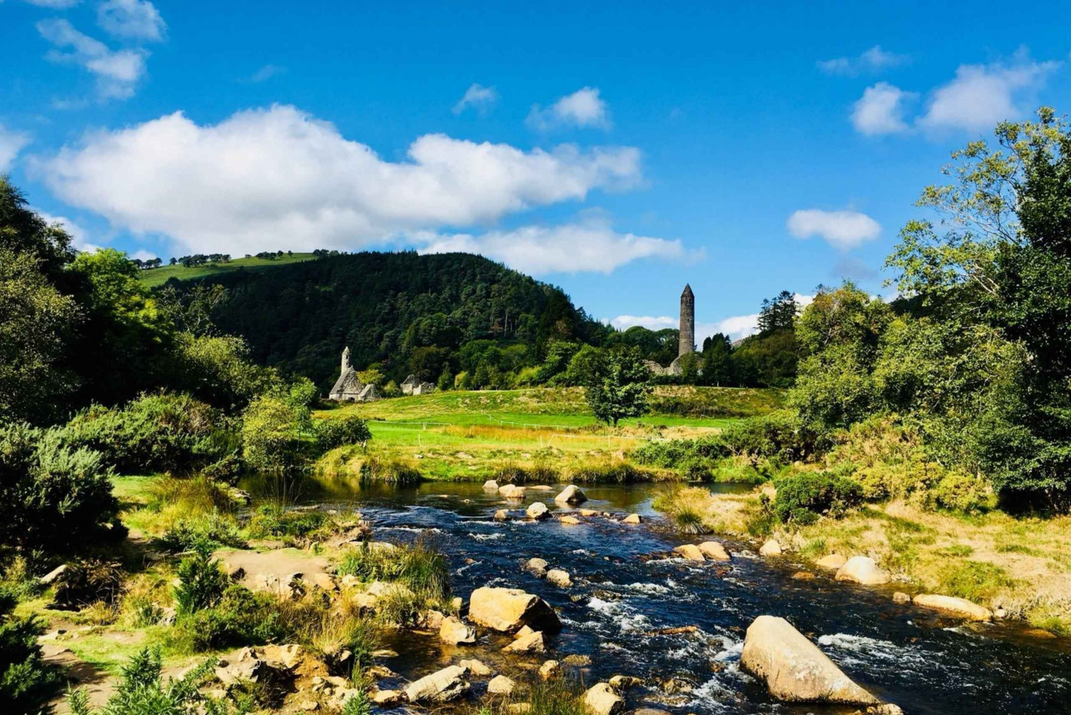 Full-Day Wicklow Mountains Tour with Lunch