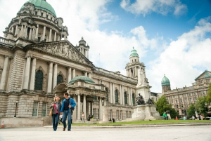 Giant's Causeway and Belfast Titanic Experience from Dublin