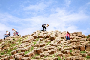 Giant's Causeway & Belfast City Tour from Dublin