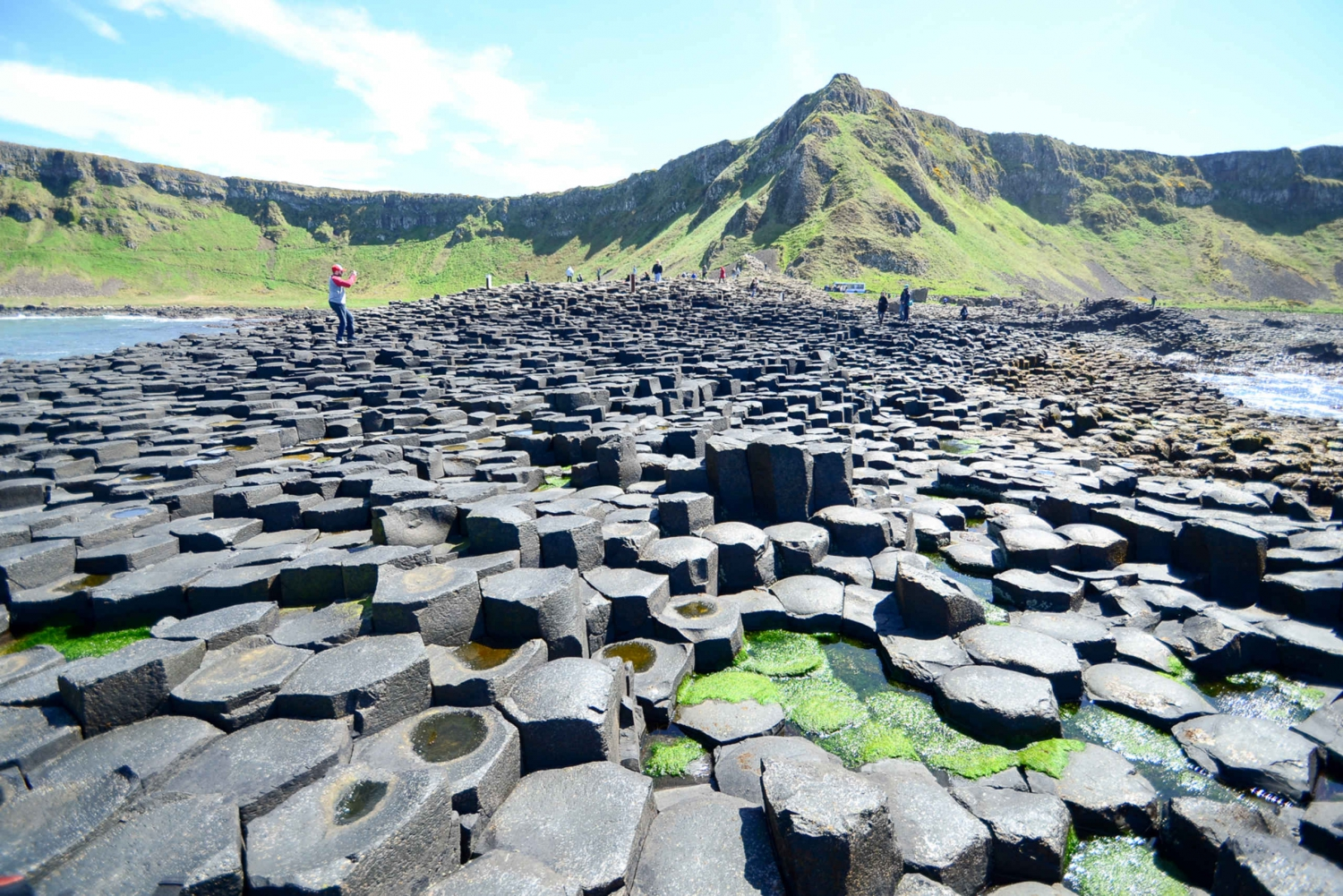 Giant's Causeway Full-Day Guided Tour from Dublin