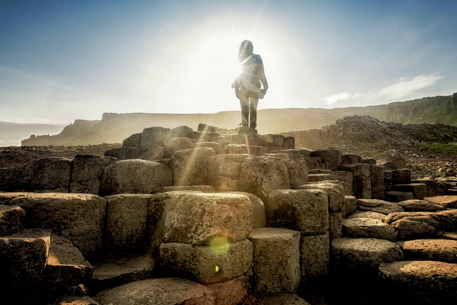 Giants Causeway Tour in Spanish