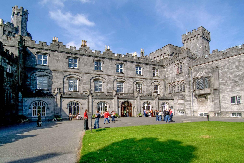 Glendalough, Wicklow and Kilkenny full Day Tour from Dublin