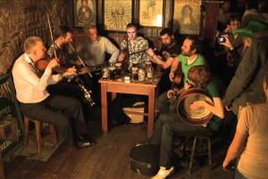 Guided Irish Music Tour