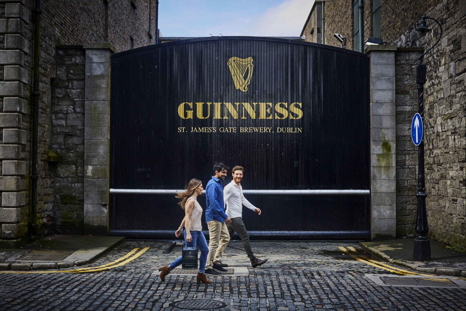 Guinness Storehouse Connoisseur Experience