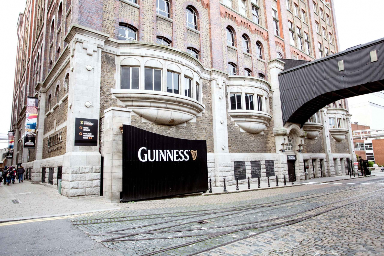 Guinness Storehouse: Standard Ticket with Free Pint