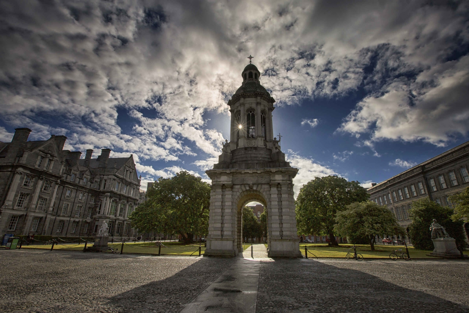 Half-Day Private Dublin Walking Tour for Large Groups