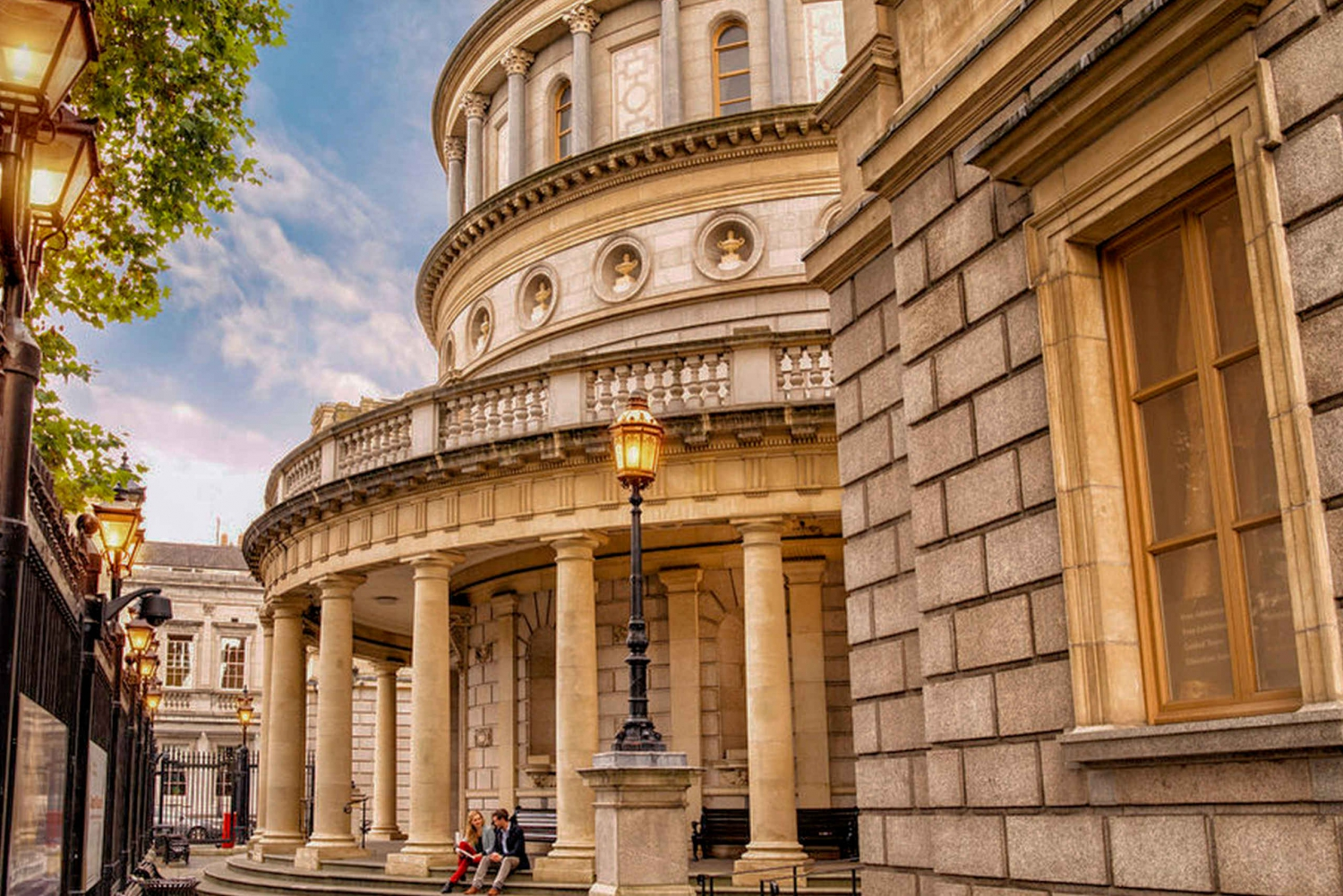 Irish History & Treasures Tour with National Museum