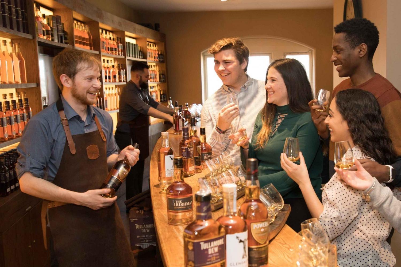 Irish Whiskey Museum: Whiskey Blending Experience