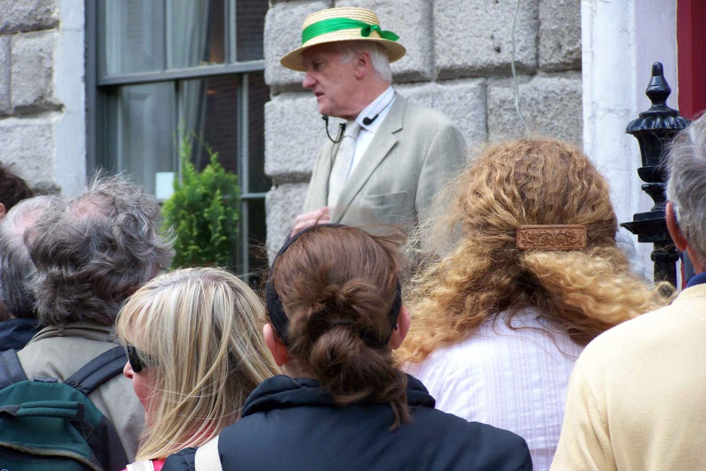 James Joyce Bloomsday Walk in Dublin