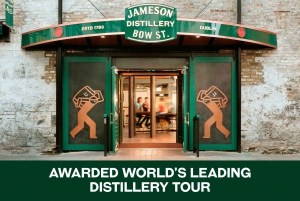 Jameson Whiskey Distillery Tour with Tastings