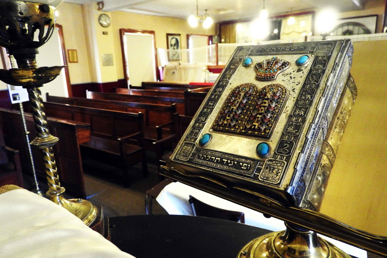 Jewish History of 3-Hour Walking Tour