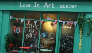 Love Is Art Atelier