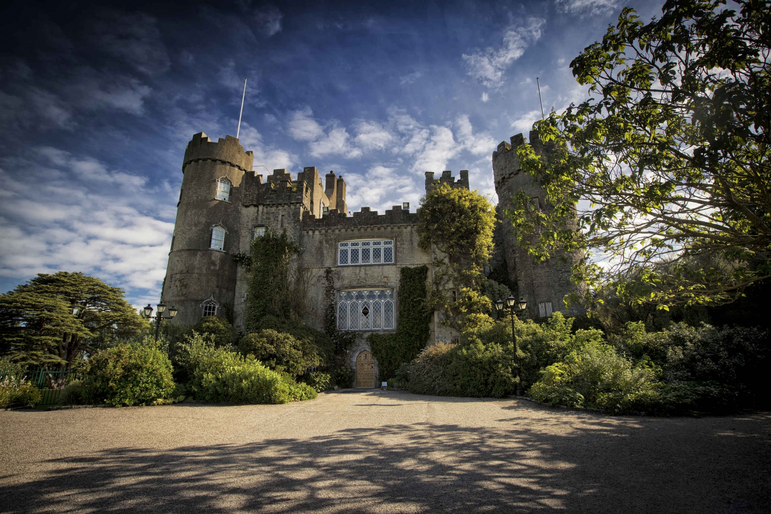Malahide Castle & North Coast Half-Day Tour from Dublin