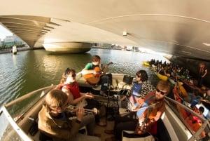 Music Under the Bridges Kayaking Tour
