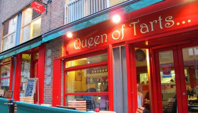 Queen of Tarts (Cow's Lane)