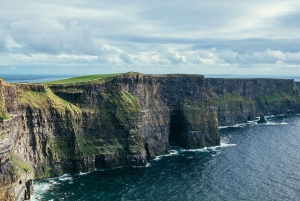 Rail Tour from Dublin: 2-Day West Coast Explorer