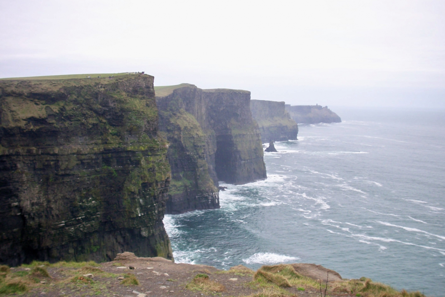 Rail Tour: The Cliffs of Moher & Bunratty Castle Tour