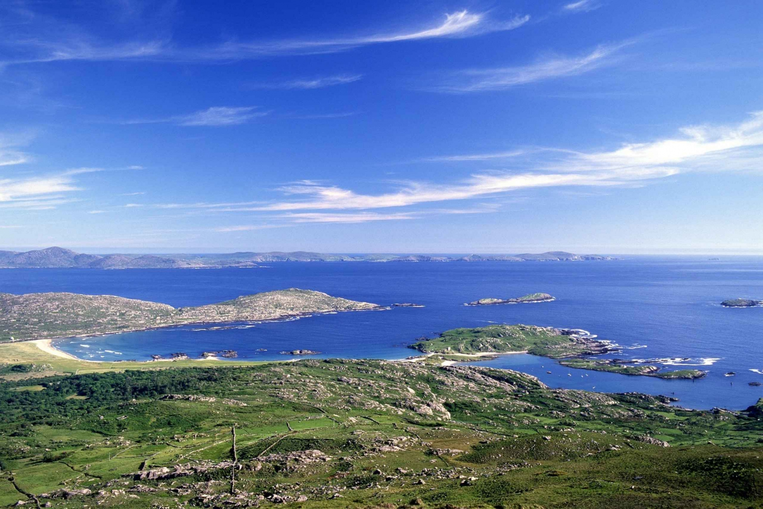 Ring of Kerry and Dingle: 2 Day Guided Tour