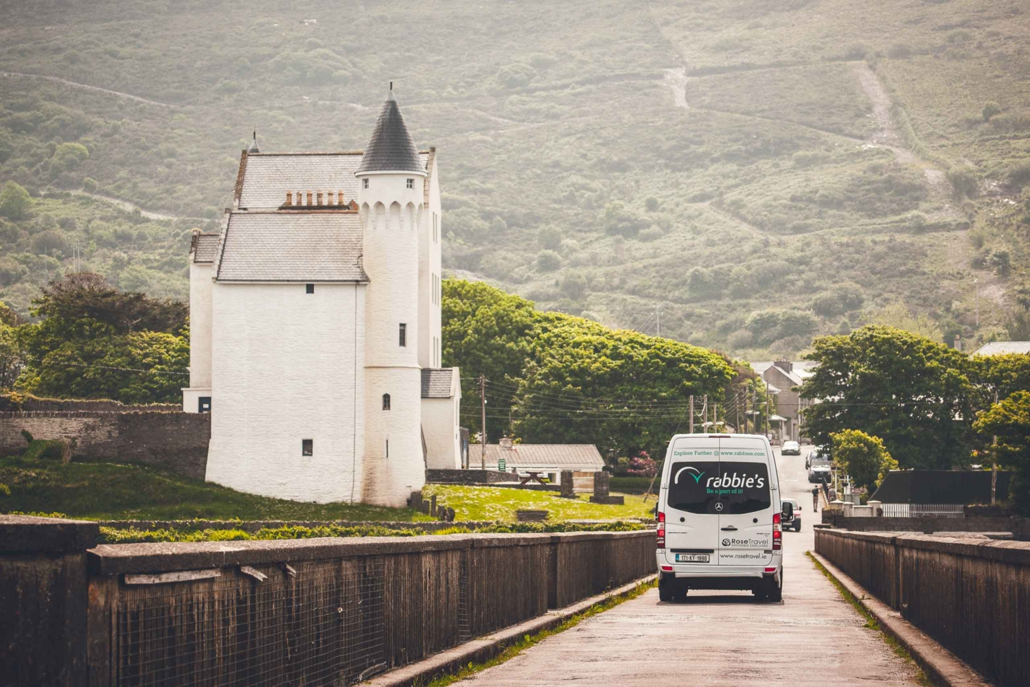 Ring of Kerry, Killarney and Cork: 4 day tour