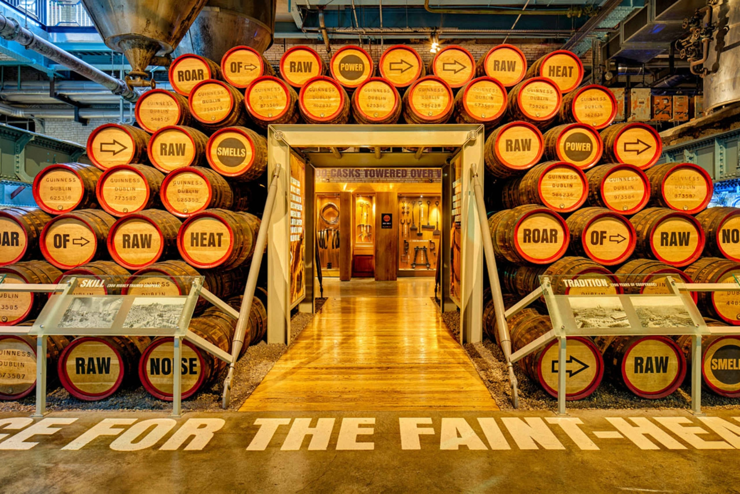 Skip-the-Line Guinness Storehouse Signature Package