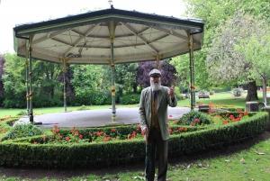St Stephen's Green Park Walking Tour