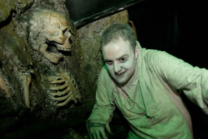 The Gravedigger Ghost Bus 2-Hour Tour