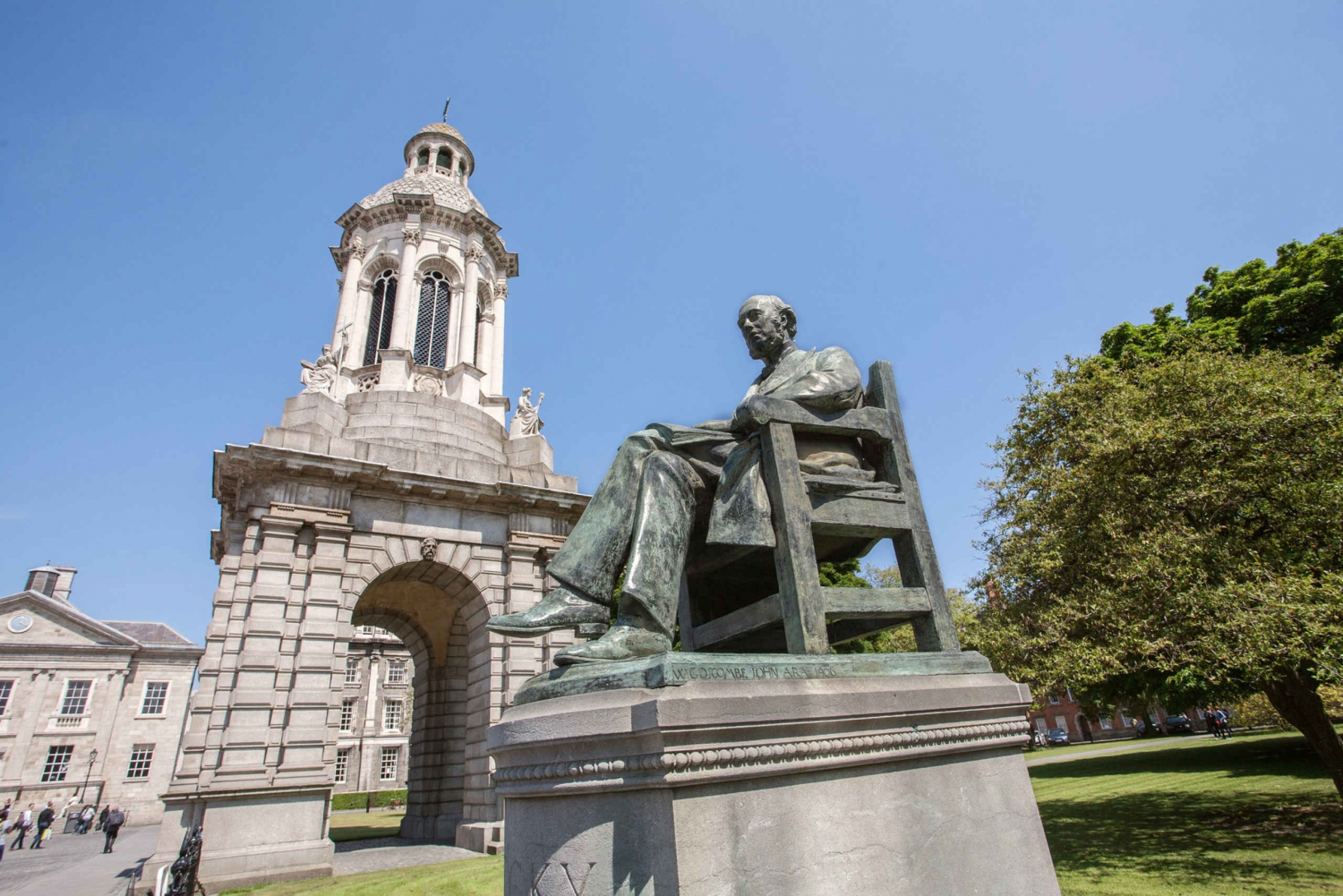 Walking Tour Dublin Highlights and Hidden Corners