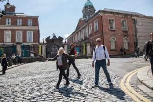 Walking Tour Dublin Highlights and Hidden Corners